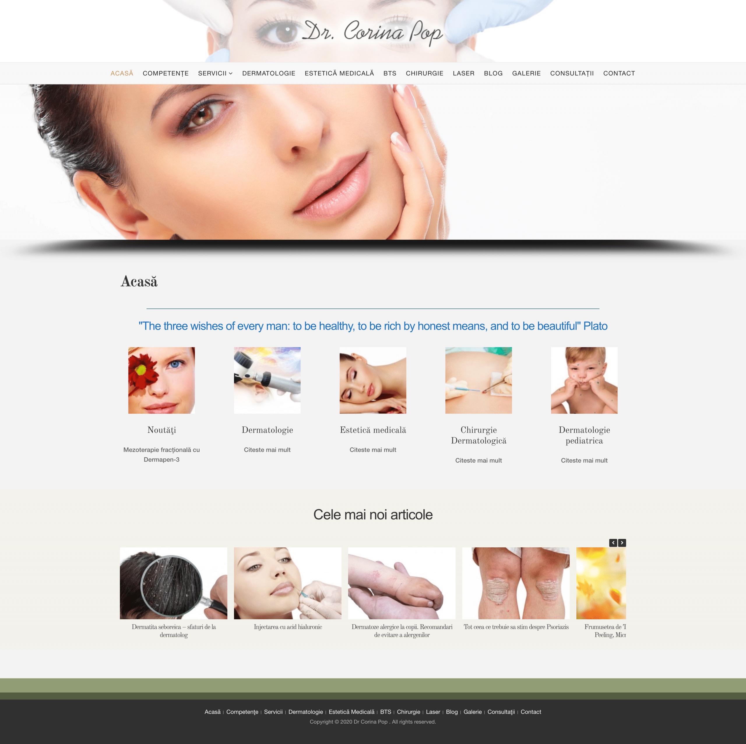 DermatologCluj.ro